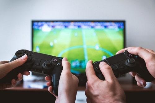 televizor gaming consola